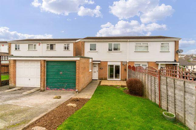Thumbnail Semi-detached house for sale in Sunningdale Road, Saltash
