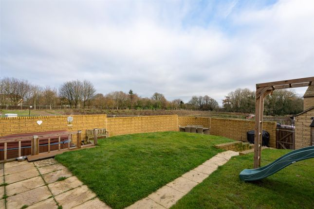 Garden of Mitchell Way, Upper Rissington, Cheltenham GL54