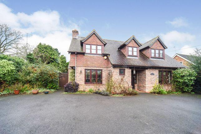 Thumbnail Detached house for sale in Watmore Lane, Wokingham