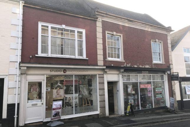 Thumbnail Maisonette to rent in Church Street, Wincanton
