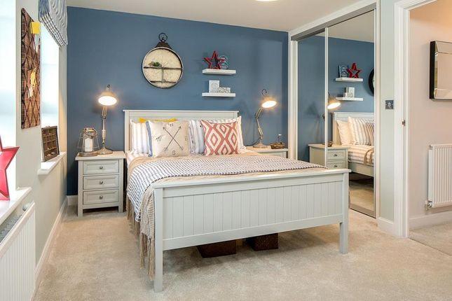 """Bedroom 3 of """"Norbury"""" at Cricket Field Grove, Crowthorne RG45"""