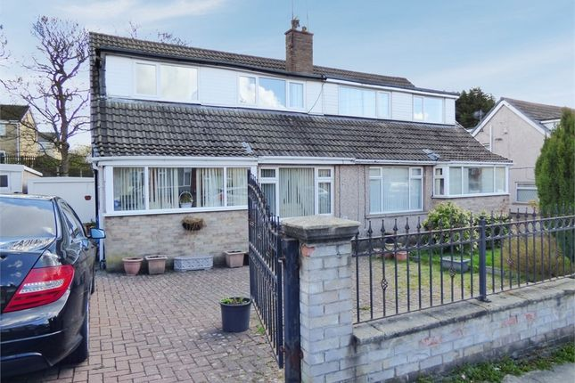 3 bed semi-detached bungalow for sale in Middlebrook Way, Bradford, West Yorkshire BD8