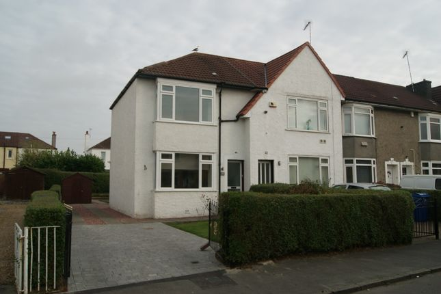 Thumbnail Semi-detached house to rent in Millburn Avenue, Knightswood