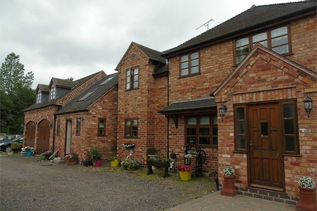 Thumbnail Detached house for sale in Leather Mill Lane, Nuneaton, Warks