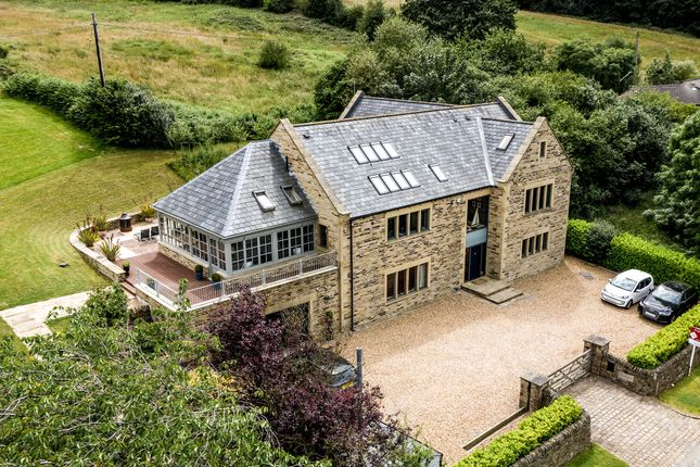 Thumbnail Detached house for sale in Stonehaven, Wilday Green Lane, Barlow