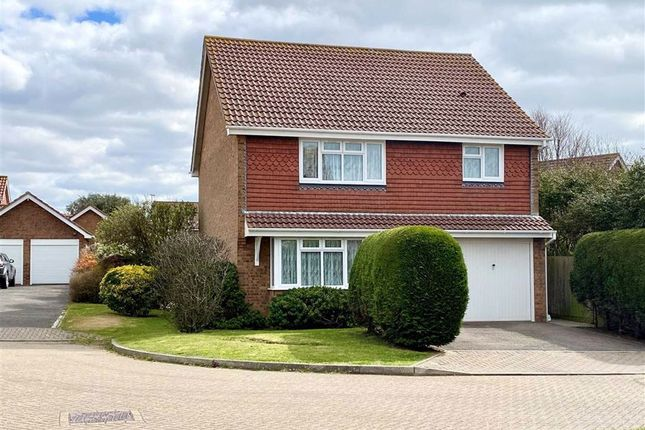 Thumbnail Detached house for sale in Aquila Park, Seaford, East Sussex