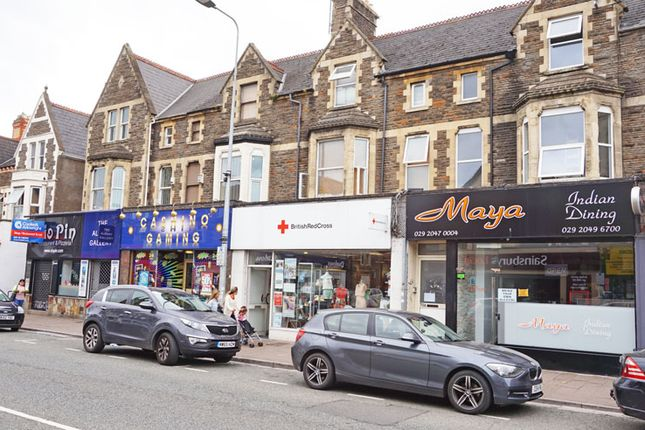 Thumbnail Duplex for sale in Albany Road, Roath, Cardiff