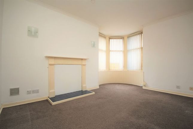 Living Room of 46A North Street, Bo'ness EH51