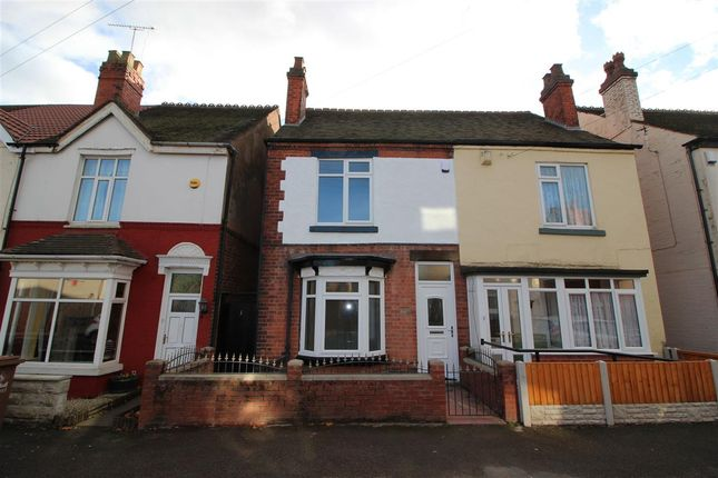 Thumbnail Semi-detached house for sale in Beatrice Street, Walsall
