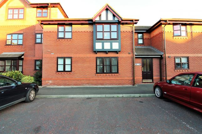 Thumbnail Flat for sale in Moorhen Place, Cleveleys