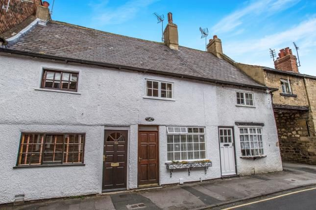 Thumbnail Terraced house for sale in Finkle Street, Knaresborough, North Yorkshire
