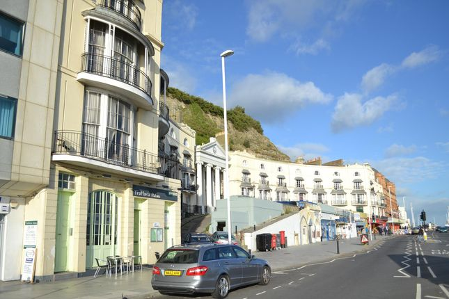 Thumbnail Maisonette to rent in To Let, Luxury Seafront Apartment, Pelham Crescent, Hastings, East Sussex