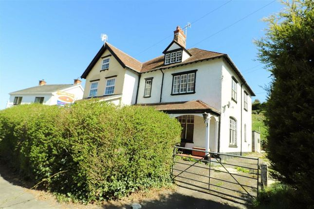 Thumbnail Semi-detached house for sale in Llandre, Bow Street, Ceredigion