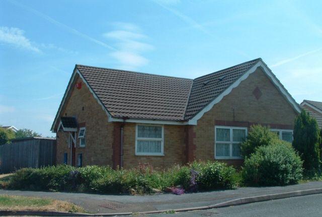 Thumbnail Detached bungalow to rent in Arwelfa, Morriston