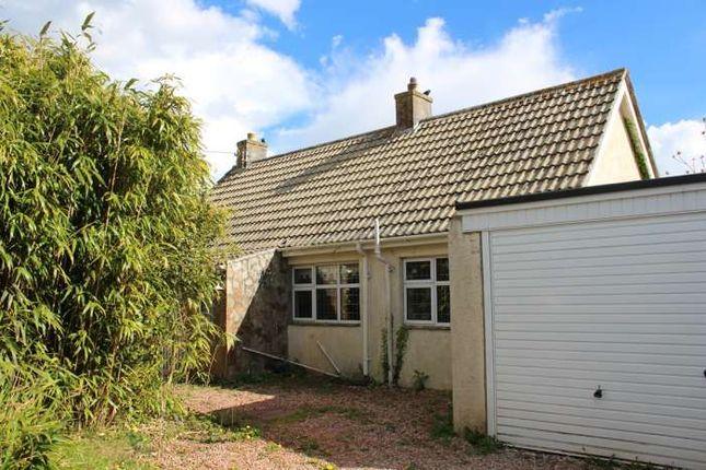 Thumbnail Detached bungalow for sale in Lower Town, Malborough, Kingsbridge