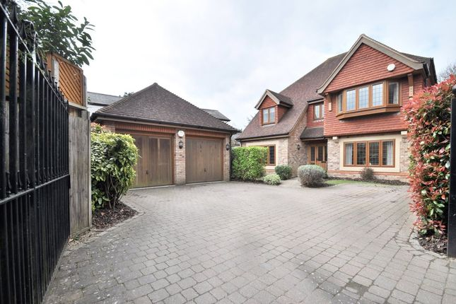 Thumbnail Detached house for sale in Cavendish Place, Bickley, Bromley