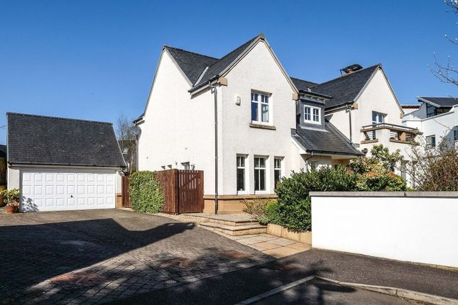 Thumbnail Property for sale in 1 Brighouse Park Crescent, Cramond, Edinburgh