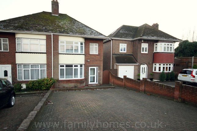 Thumbnail Semi-detached house to rent in London Road, Sittingbourne