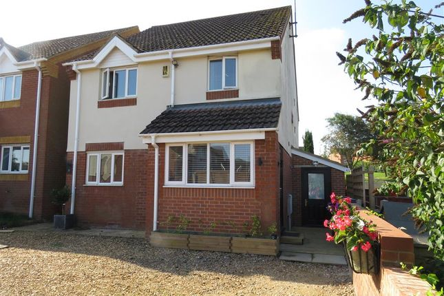 Thumbnail Detached house for sale in Jennings Close, Higham Ferrers, Rushden