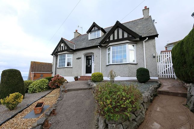 Thumbnail Detached bungalow for sale in Peulwys Road, Old Colwyn, Colwyn Bay, North Wales