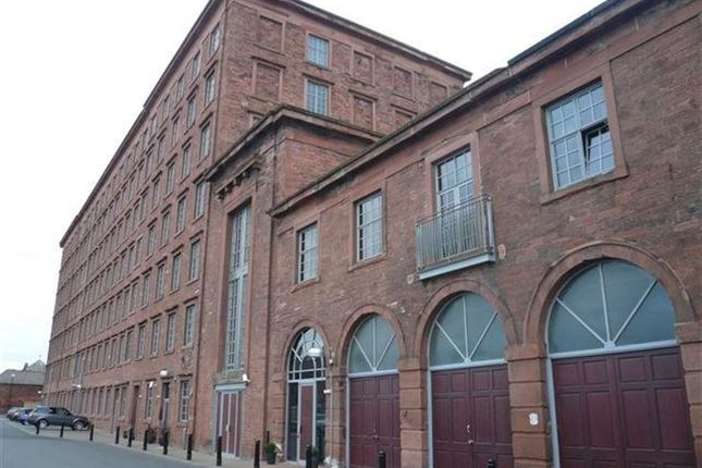 Thumbnail Property to rent in East Block, Shaddon Mill, Carlisle