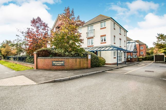 Thumbnail Flat for sale in Stour Road, Christchurch