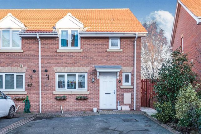 Thumbnail Town house to rent in The Wharf, Knottingley