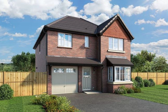 """Thumbnail Detached house for sale in Plot 13, """"The Winster"""", Walton Gardens, Liverpool Road, Hutton"""