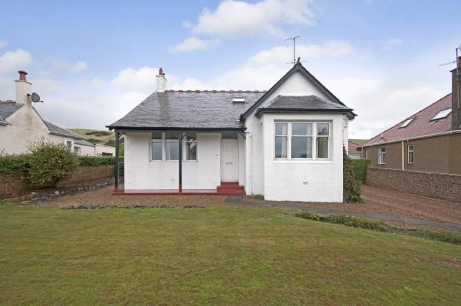Thumbnail Bungalow for sale in Ardrossan Road, Seamill, West Kilbride, North Ayrshie