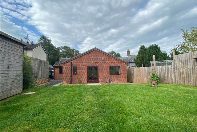 Thumbnail Bungalow for sale in Tarraby, Carlisle, Cumbria
