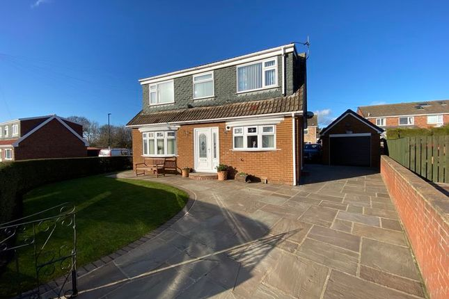 Thumbnail Detached house for sale in Cromwell Avenue, Loftus, Saltburn-By-The-Sea