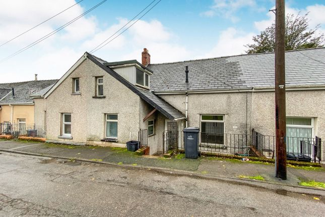 Thumbnail 3 bed terraced house for sale in Blaenau Gwent Rows, Abertillery