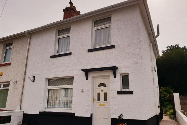 Thumbnail Semi-detached house to rent in Illtyd Street, Neath