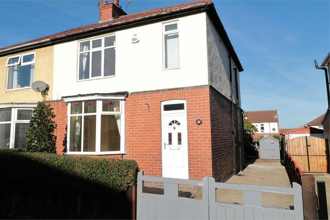 Thumbnail Semi-detached house to rent in Grenfell Avenue, Mexborough, South Yorkshire, uk
