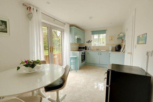 Annex Kitchen of With 1 Bed Annex, Church Lane, Alvington, Lydney, Gloucestershire. GL15
