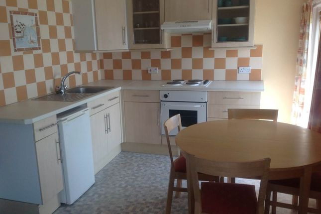 Thumbnail Flat to rent in Bright Crescent, Bridlington