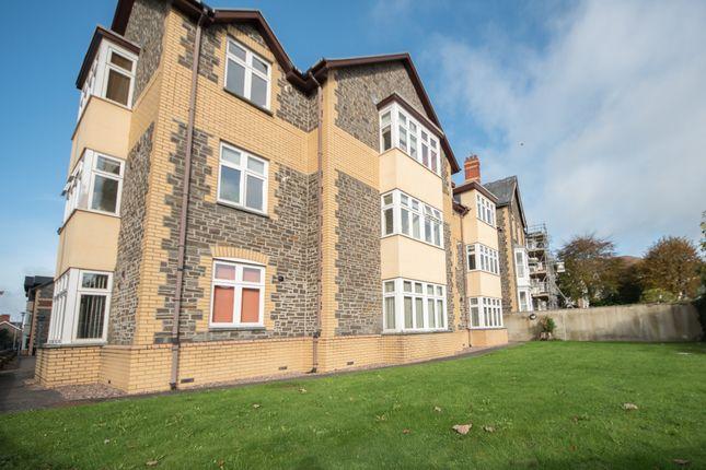 Thumbnail Flat for sale in Llanbadarn Road, Aberystwyth