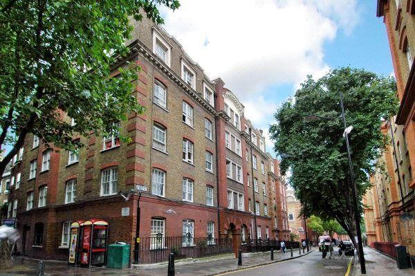 2 bed flat for sale in Tonbridge House, Tonbridge Street, London