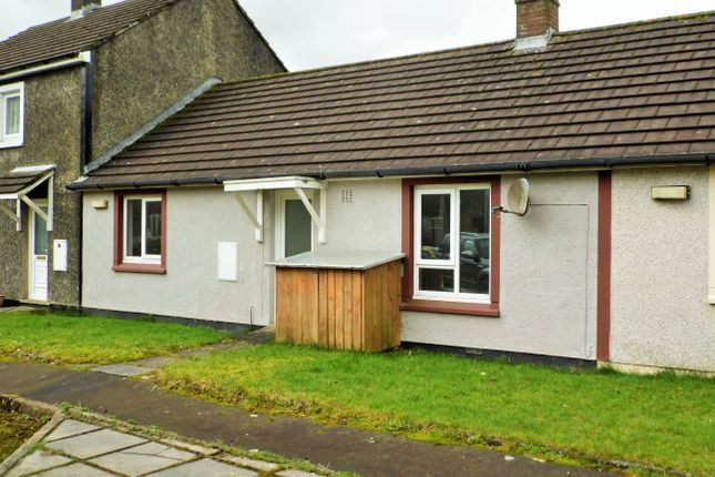 Thumbnail Bungalow for sale in Maesamlwg, Tregaron