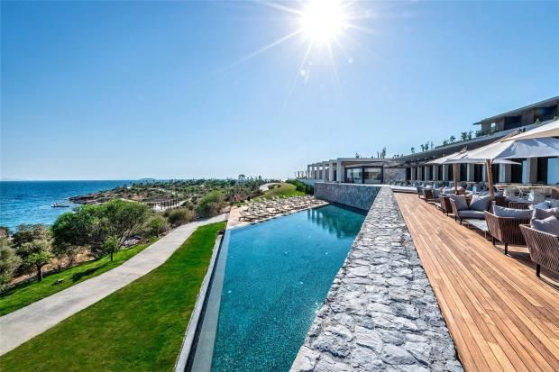 Thumbnail Property for sale in Kaplankaya, Aegean Coastline, Bodrum, Turkey