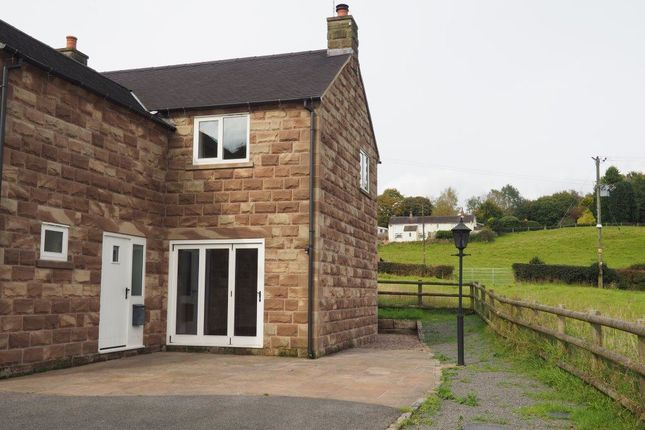 Thumbnail Property to rent in Chapel Lane, Threapwood, Cheadle, Stoke-On-Trent