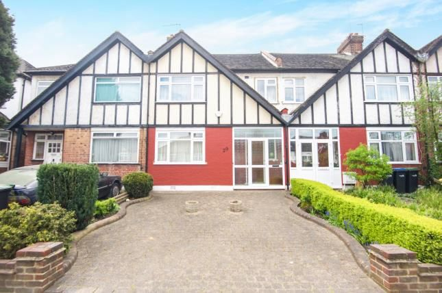 Thumbnail Terraced house for sale in Betstyle Road, Arnos Grove, London, .