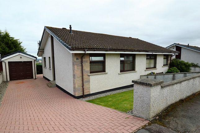 Thumbnail 2 bed semi-detached bungalow for sale in 27 Kincraig Terrace, Scorguie, Inverness
