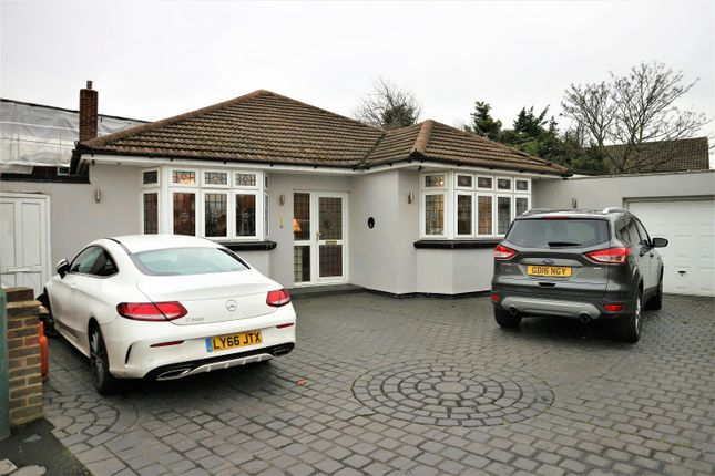 Thumbnail Detached bungalow for sale in Rudland Road, Bexleyheath, Kent
