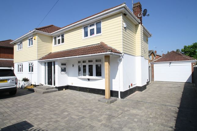 Thumbnail Detached house for sale in Kenneth Road, Hadleigh, Benfleet