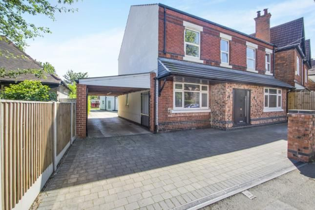 Thumbnail Detached house for sale in Nottingham Road, Long Eaton, Nottingham, Nottinghamshire