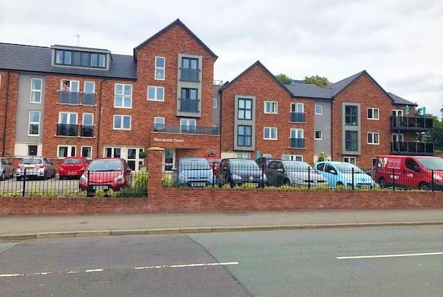Thumbnail Flat for sale in Monton Road, Eccles, Manchester
