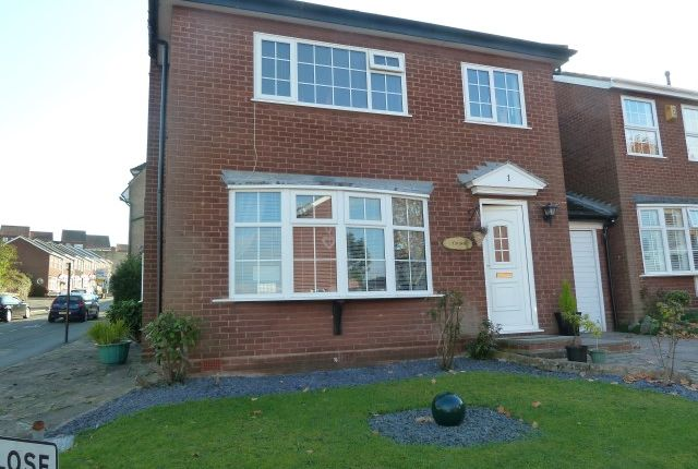 Thumbnail End terrace house to rent in Wood Close, Coleshill