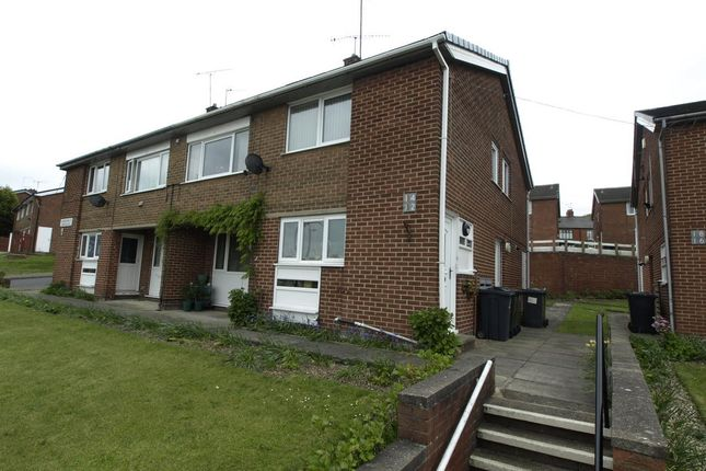 Thumbnail Flat to rent in Clanricarde Street, Barnsley