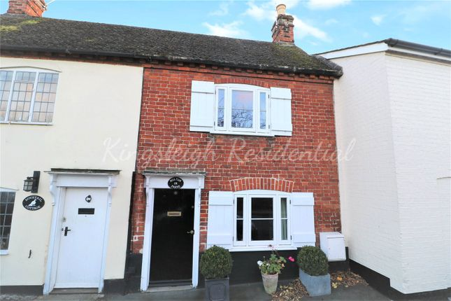 Thumbnail Semi-detached house for sale in Upper Street, Stratford St. Mary, Colchester, Suffolk